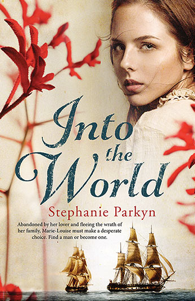 Stephanie Parkyn Into the World