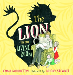 EMMA MIDDLETON Lion in Our Living Room