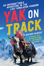 Yak on Track - Heather McNiece