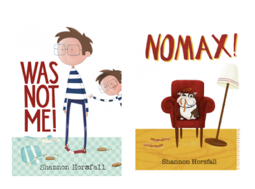 SHANNON HORSFALL _ No Max _ Was not Me_