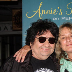Richard Clapton with Annie