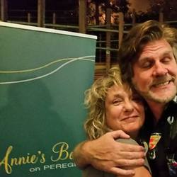 Annie and Tex Perkins